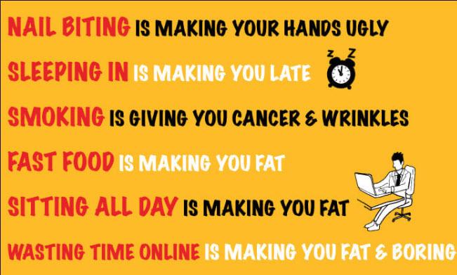 basd habits