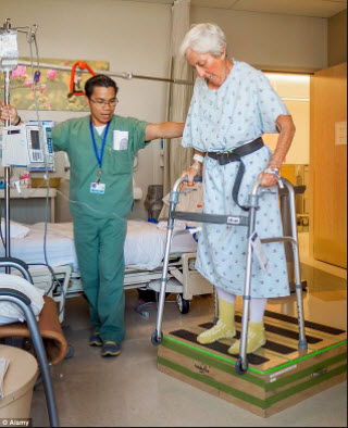 hip replacement therapy